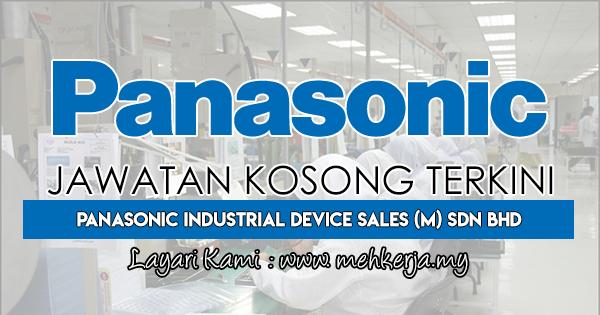 Jawatan Kosong Terkini 2018 di Panasonic Industrial Device Sales (M) Sdn Bhd