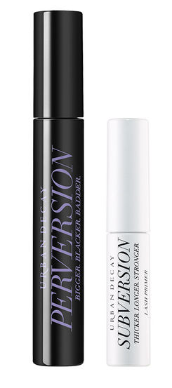 The new hype mascara [Perversion from Urban Decay]