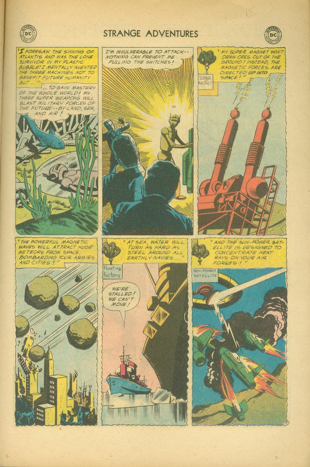 Strange Adventures (1950) issue 76 - Page 23