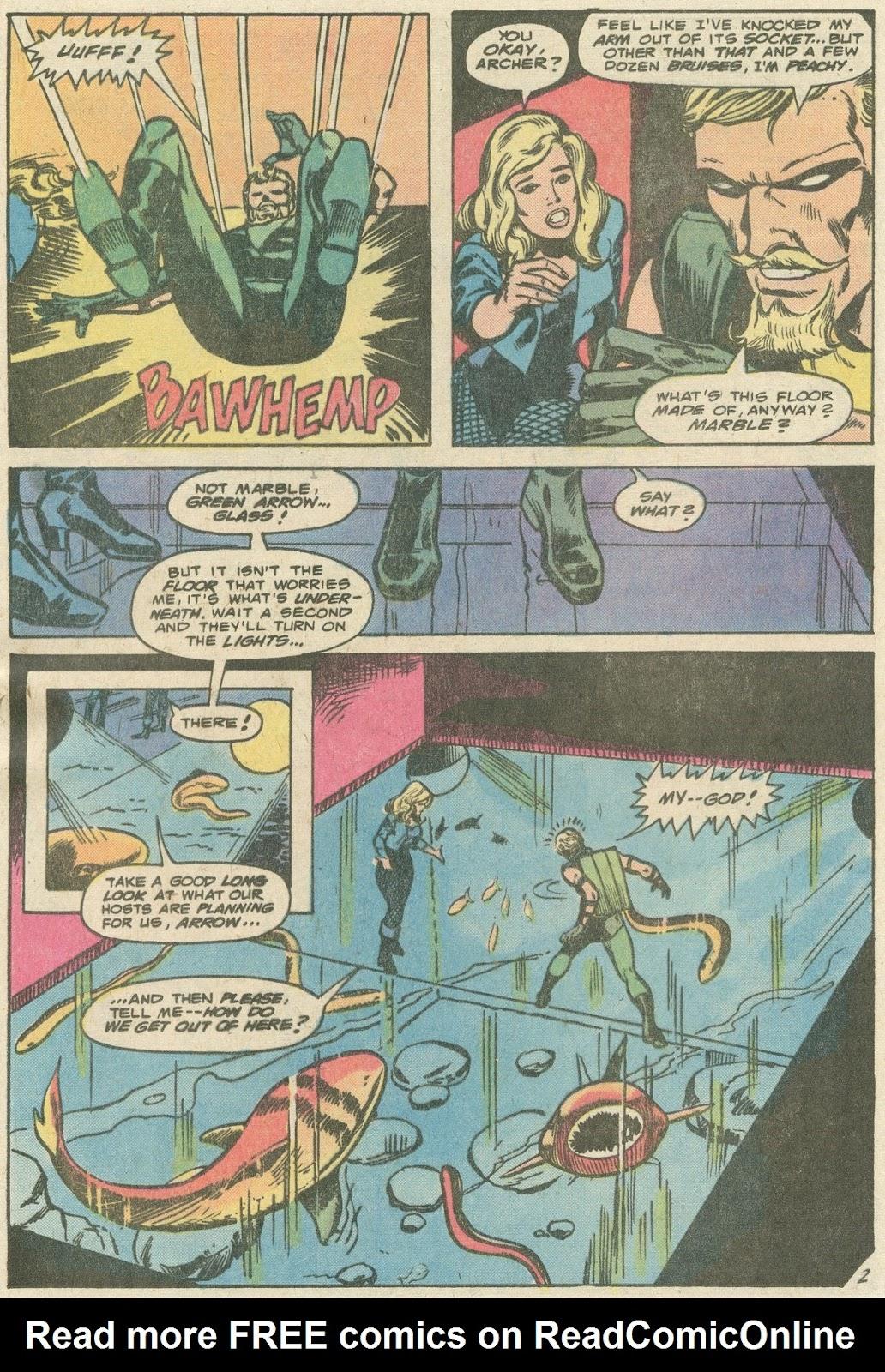 Comic World's Finest Comics issue 252