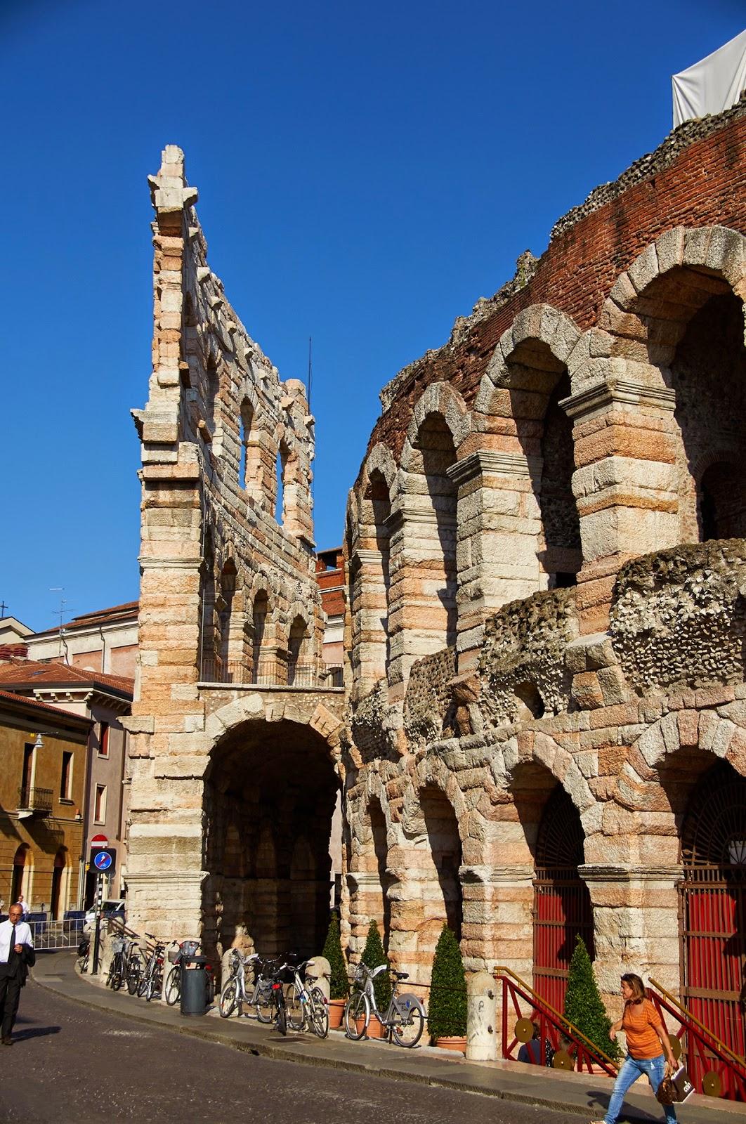 zabytki w Weronie, co trzeba zobaczyć we Włoszech?