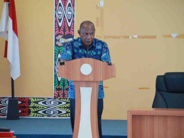 Pengisian LHKPN Pejabat Eselon Provinsi Papua Diperpanjang Hingga 31 Maret
