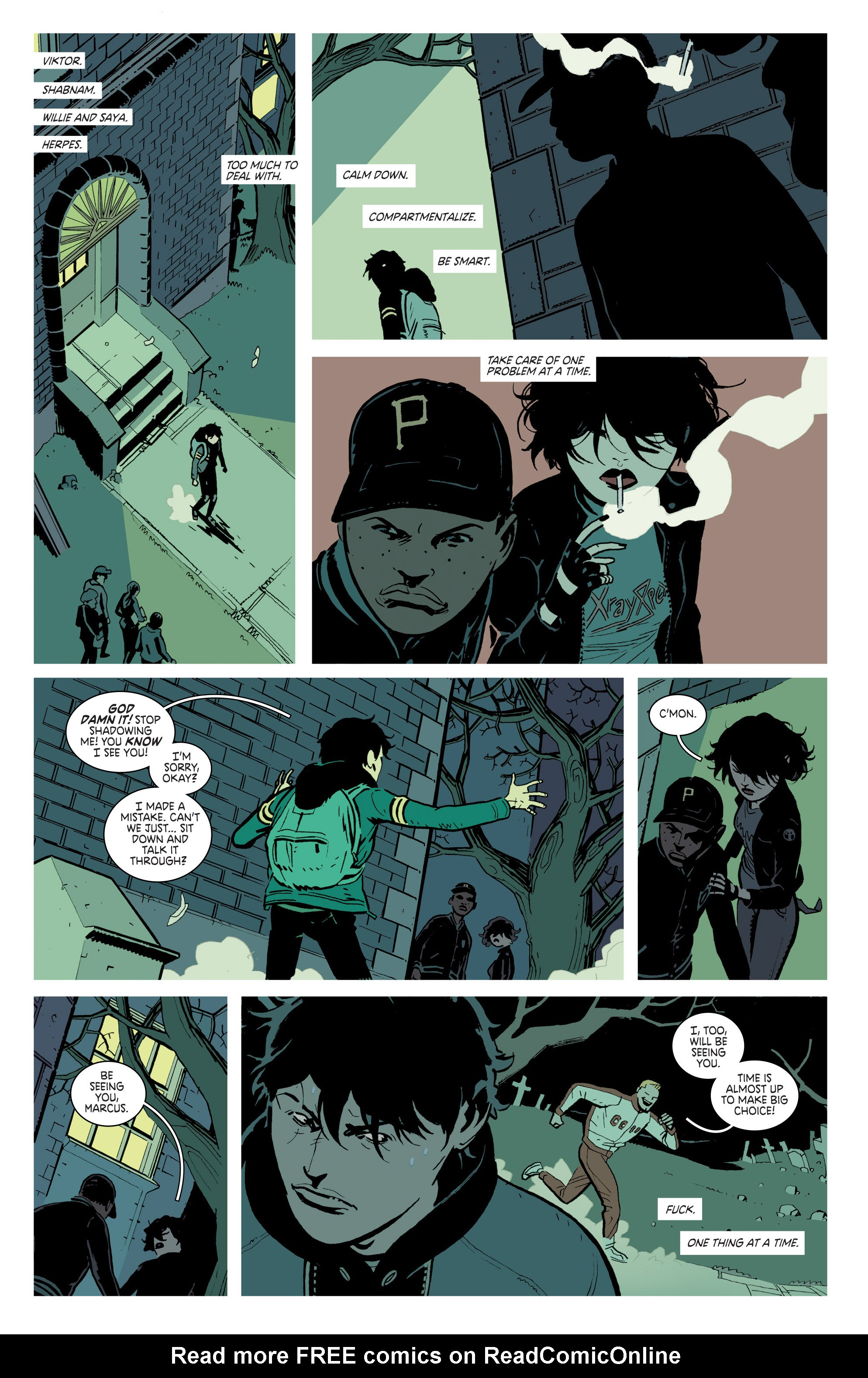 Read online Deadly Class comic -  Issue # _TPB 3 - 92