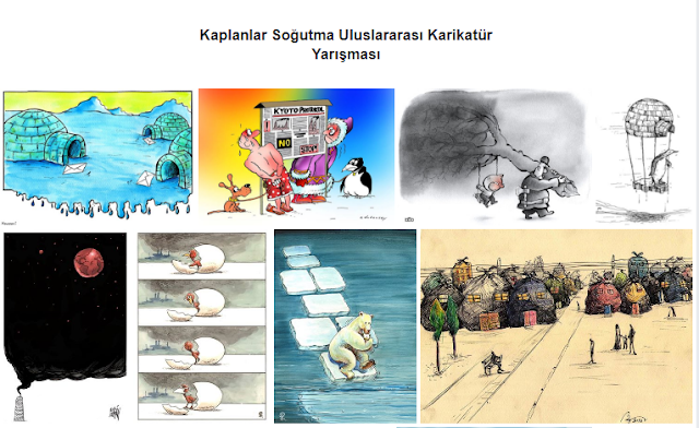 Selected Works Kaplanlar International Cartoon Contest, Turkey