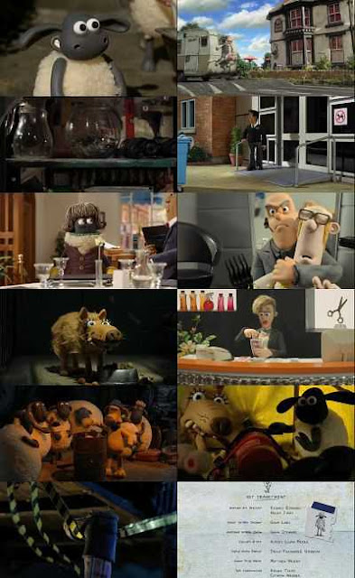 Shaun the Sheep Movie 2015 Hindi Dubbed Dual Audio 300MB ...