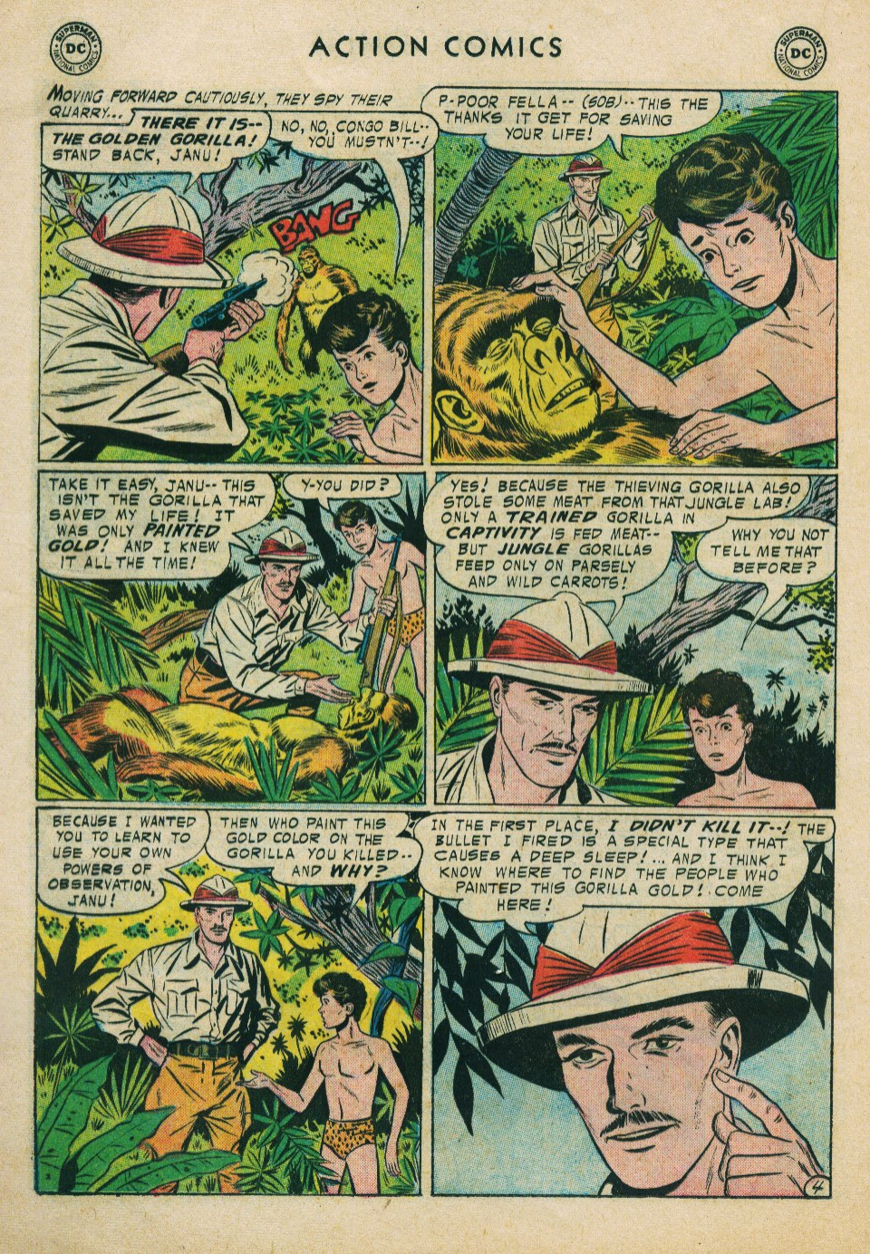Read online Action Comics (1938) comic -  Issue #224 - 20