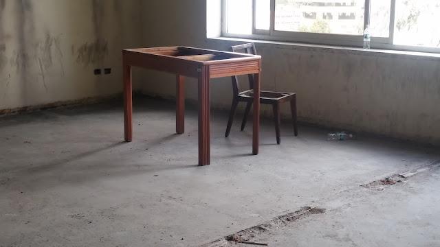 Diseño de muebles en Venezuela. Hotel Tamanaco