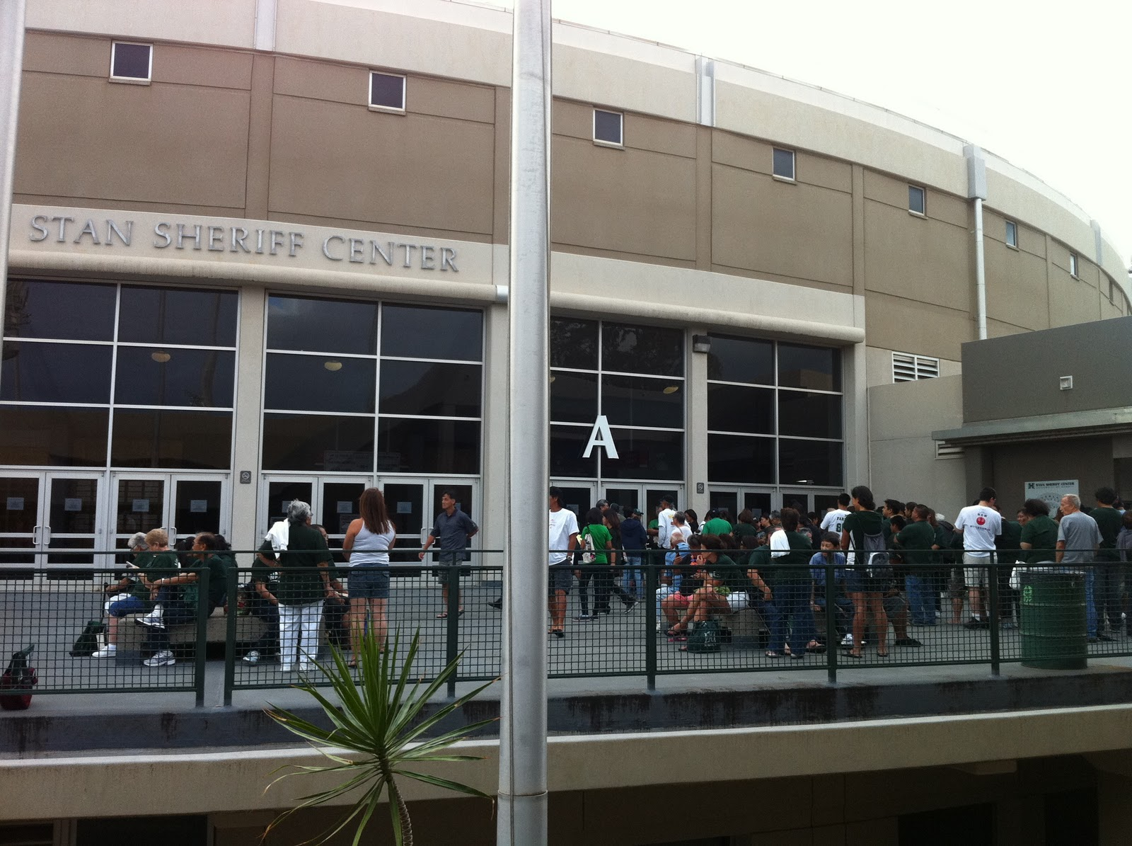 Stan Sheriff Center Tickets