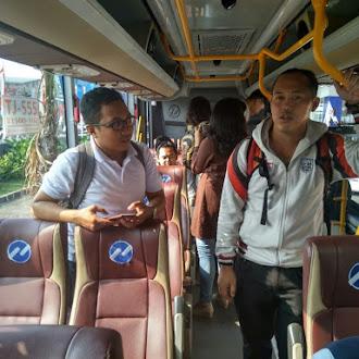 Transjabodetabek Premium, Bekasi-Jakarta Bukan Lagi Perjalanan 'Antarplanet'