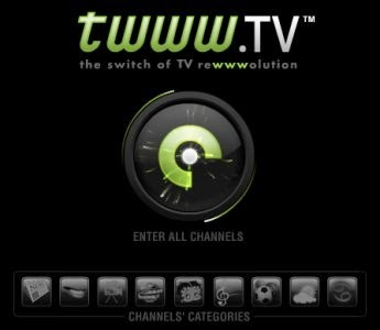 Internet TV streaming italiana