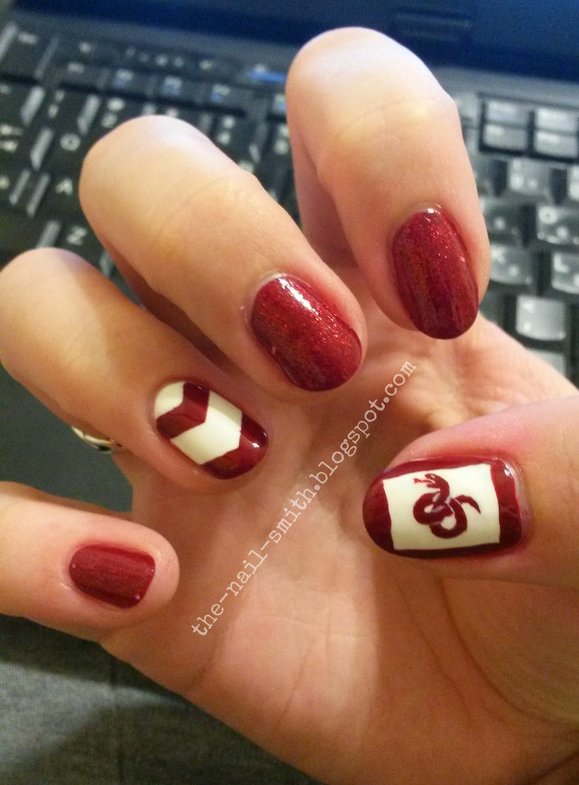 The Nail Smith: I Believe in Theta Chi