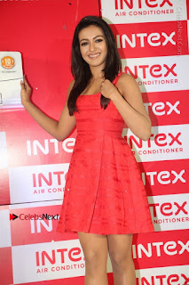 Actress Catherine Tresa Unveils Intex Air Conditioners  0029.jpg