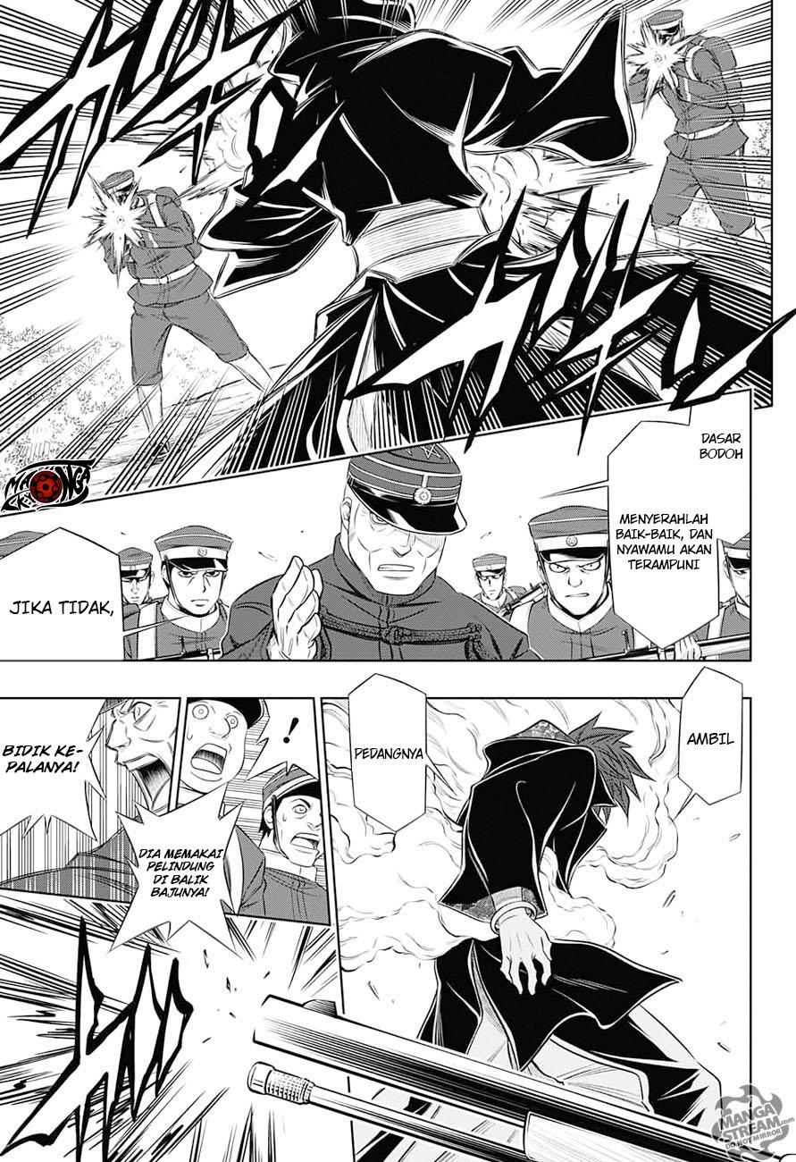 Rurouni Kenshin: Hokkaido-hen Chapter 02-9