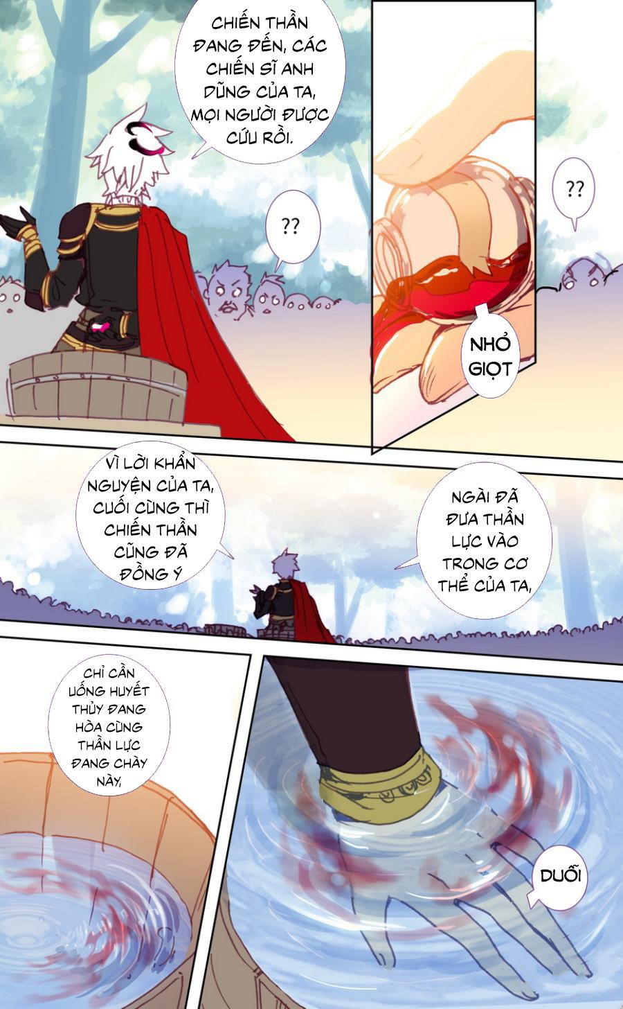 Quốc Vương Vạn Tuế - Chap 30