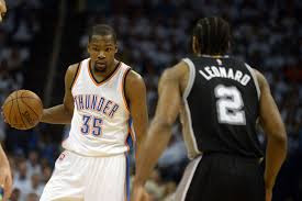 NBA : Spurs on the Brink in Oklahoma City