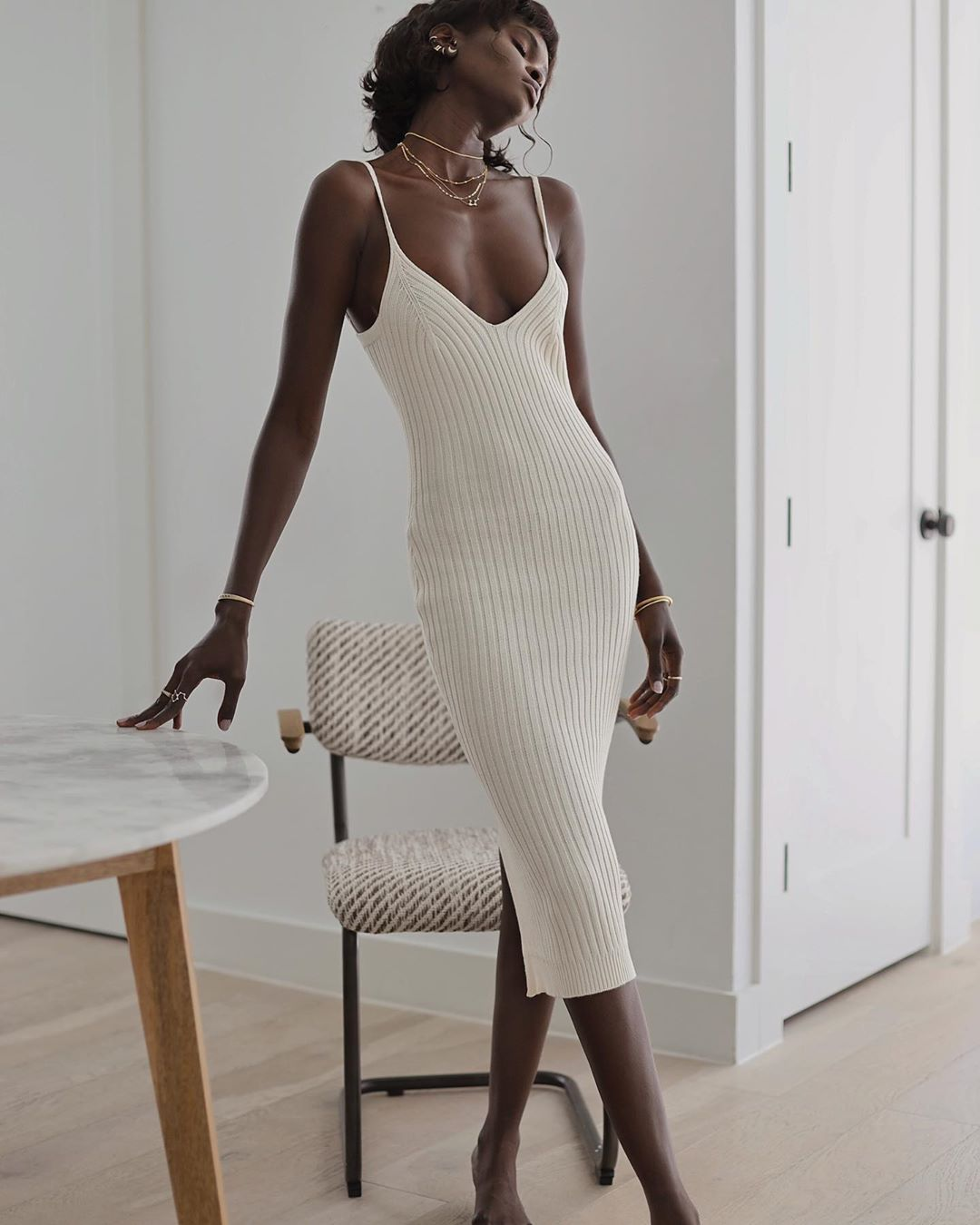 The Ribbed Dress Is a Summer Must-Have