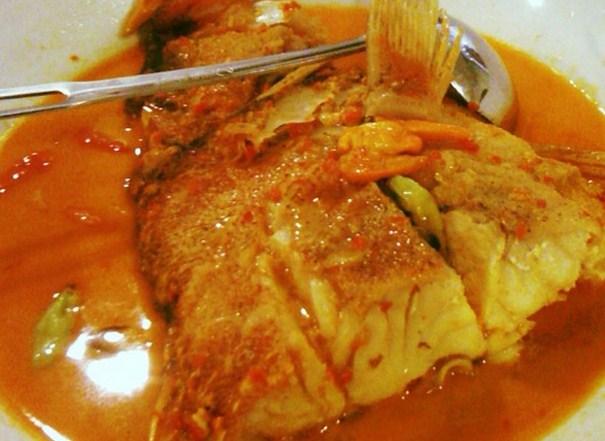 Resep gulai ikan gabus