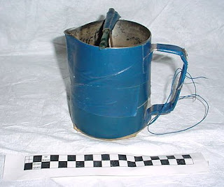 Discover how prisoners used to improvise cell-made kettles to get a cup of tea after dark.
