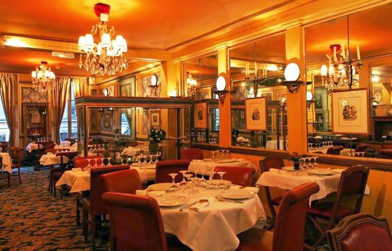 Café Procope Paris