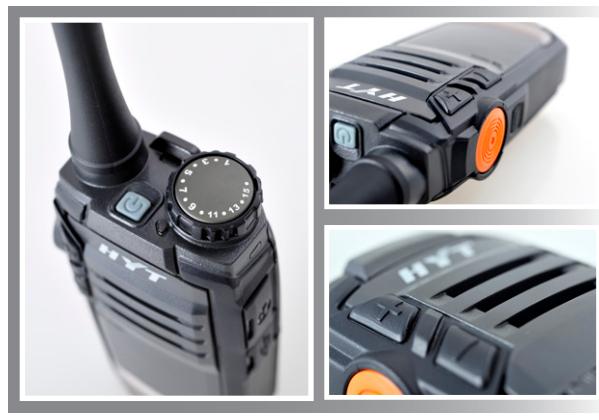 Brick O'Lore: Hytera TC-320: Mini-Review