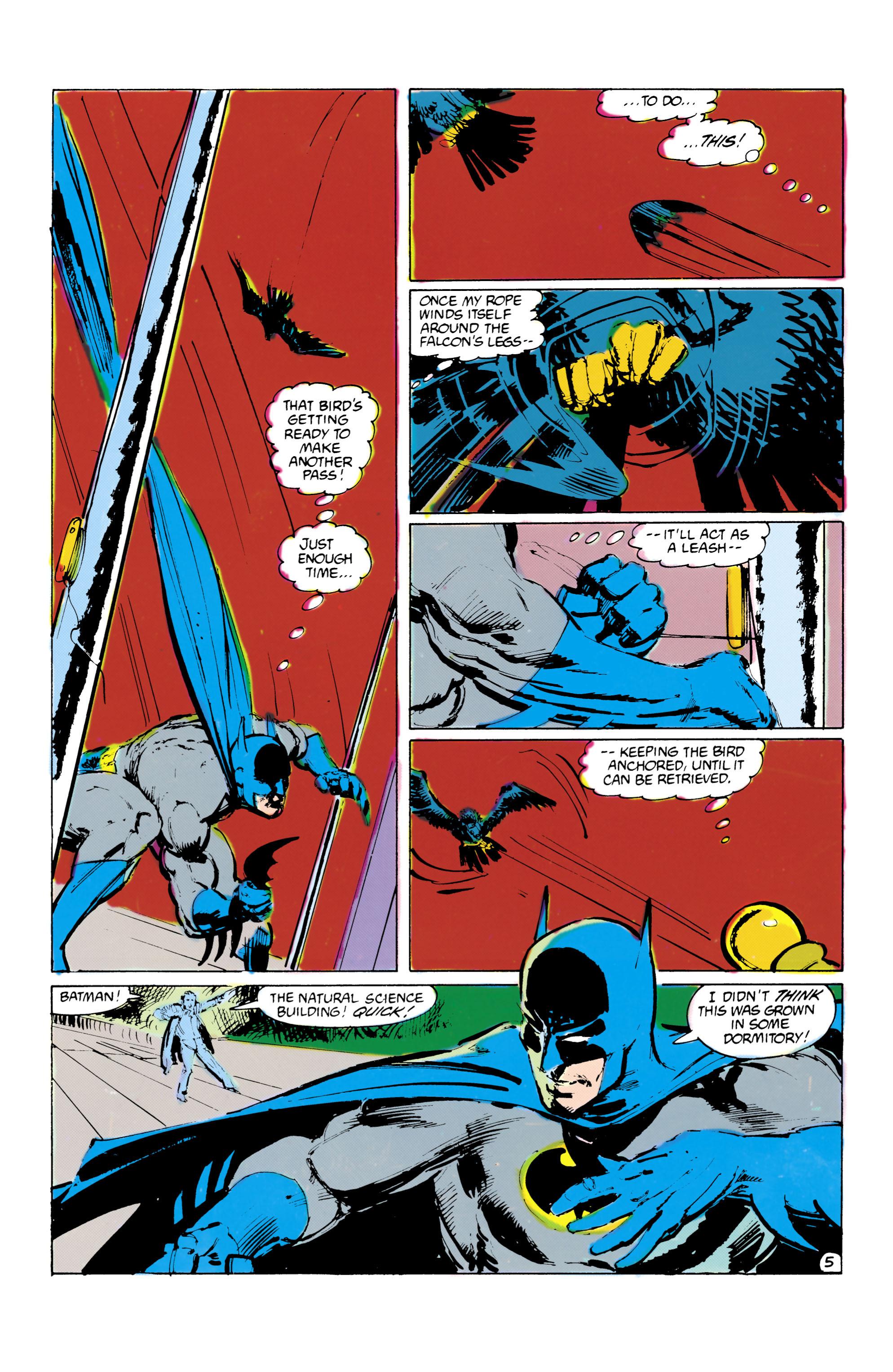 Detective Comics (1937) 568 Page 5