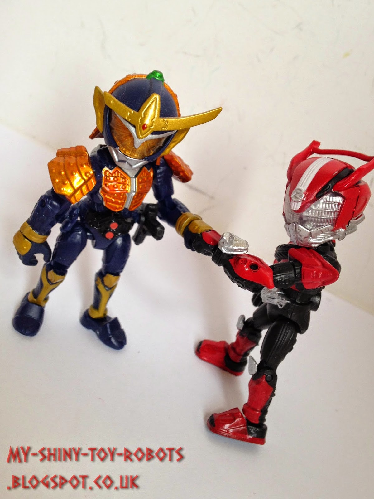 Teaming up with Gaim