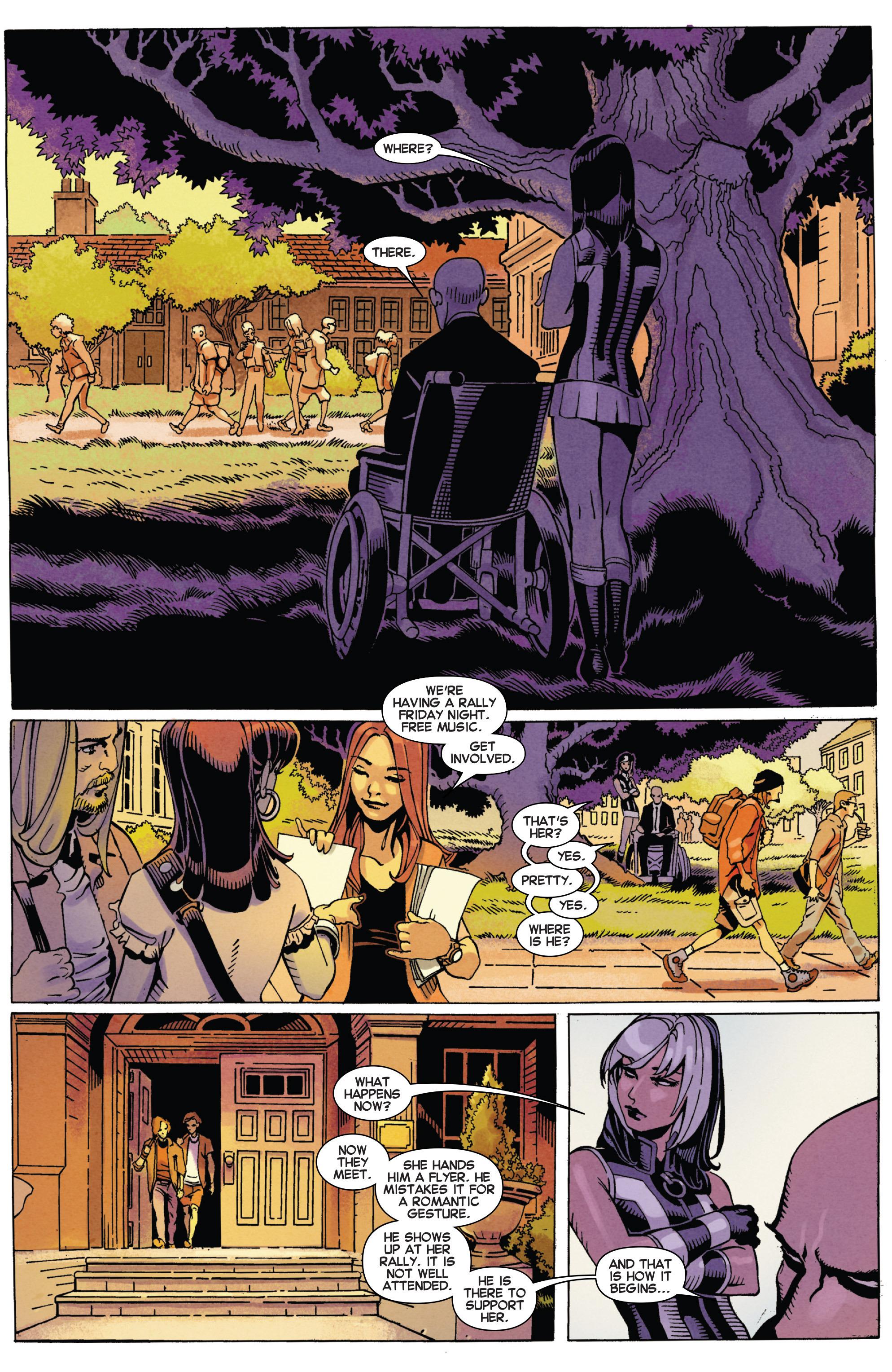 Read online Uncanny X-Men (2013) comic -  Issue #31 - 9