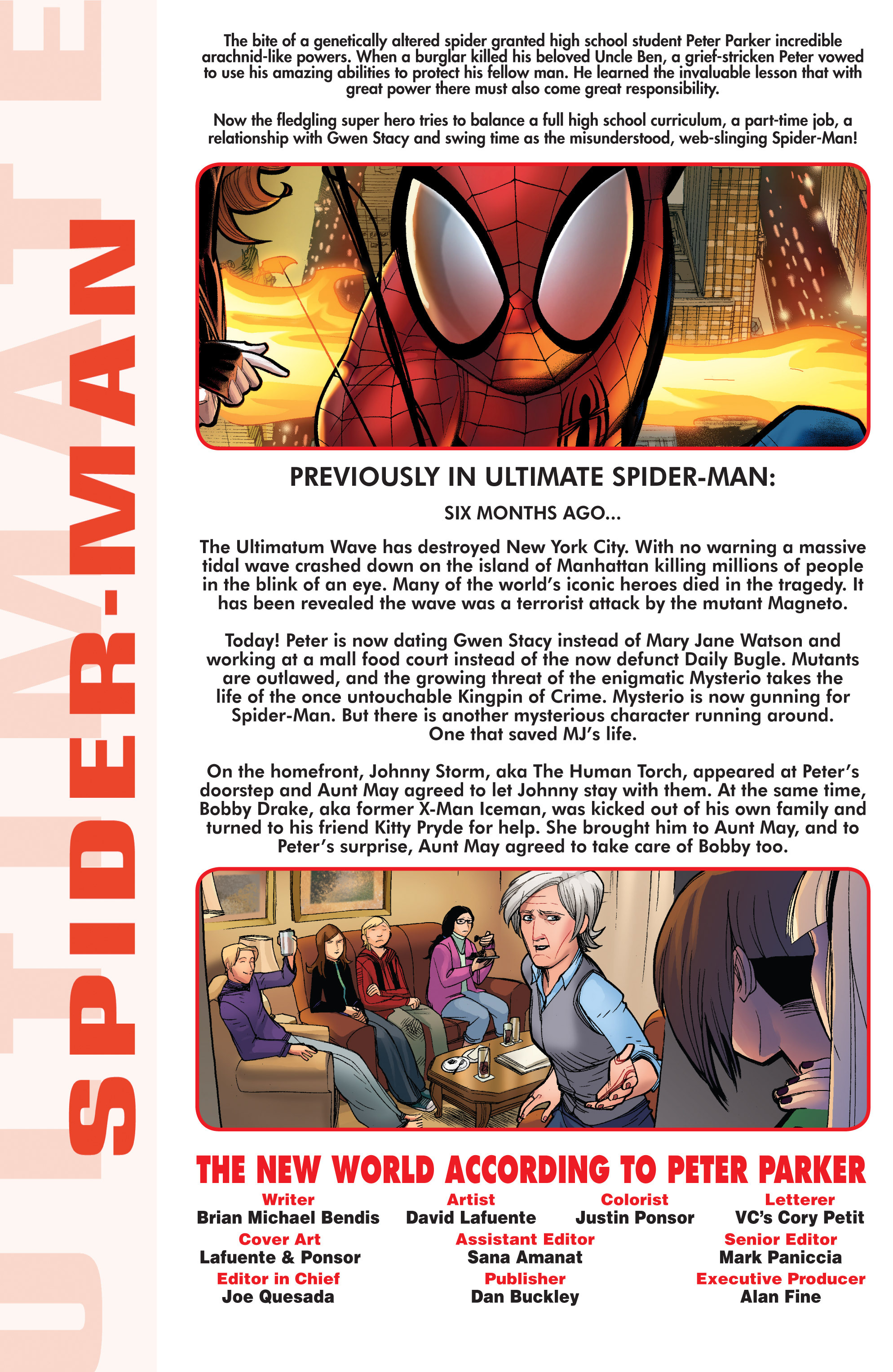 Read online Ultimate Spider-Man (2009) comic -  Issue #6 - 2