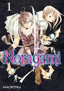 Noragami #1 - Adachi Toka