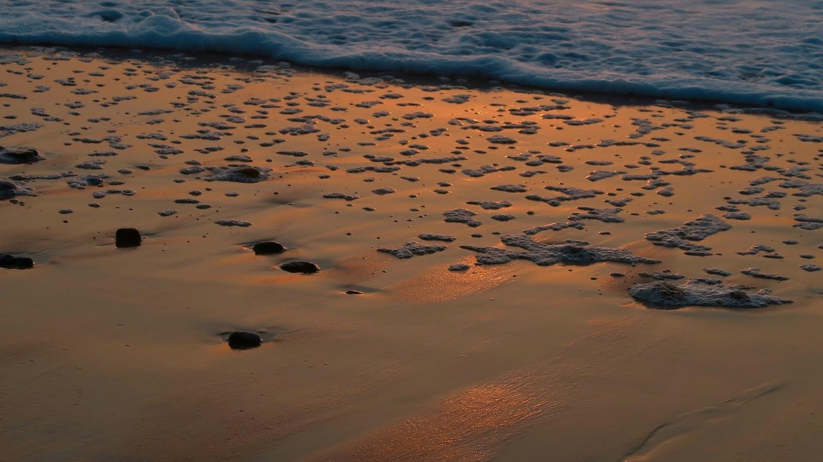 coucher de soleil Hourtin Plage