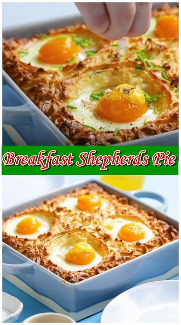 Breakfast Shepherds Pie