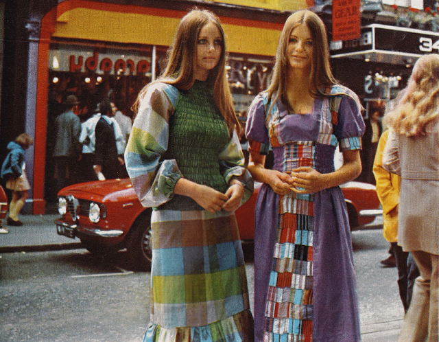 Sweet Jane blog:  Universal Witness Boutique Fulham Road 1970