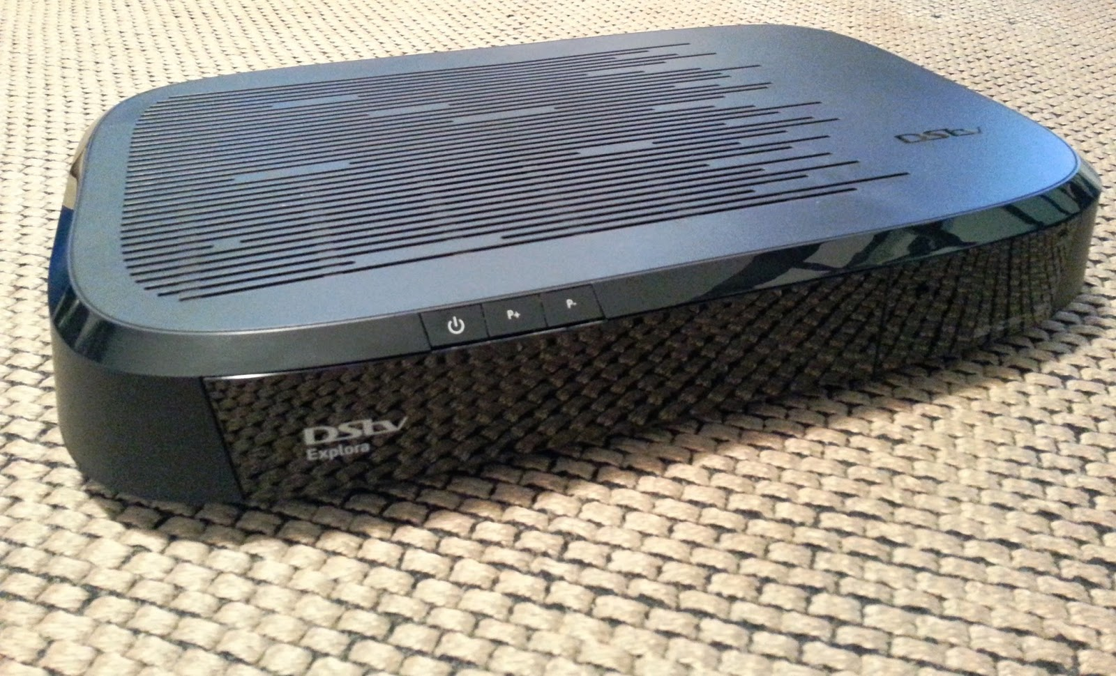 how to set up a shaw central pvr
