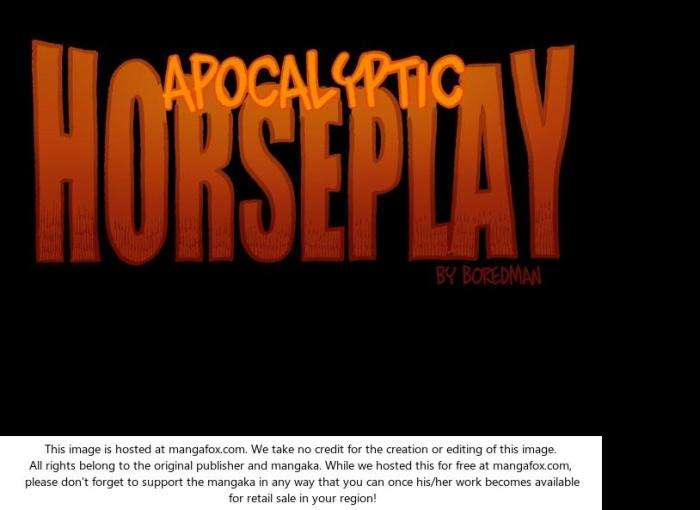 Apocalyptic Horseplay - Chapter 9
