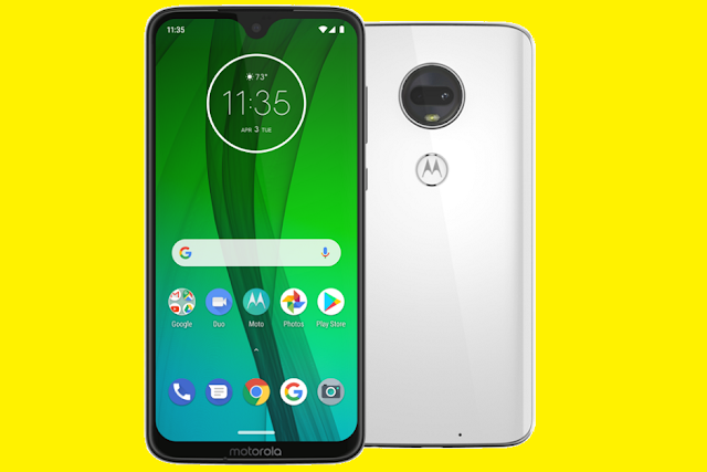 Google Moto G7 has added to its Google Fi phone catalog