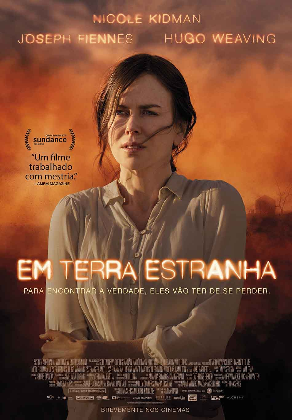 Terra Estranha Torrent – BluRay 720p e 1080p Dual Áudio (2017)