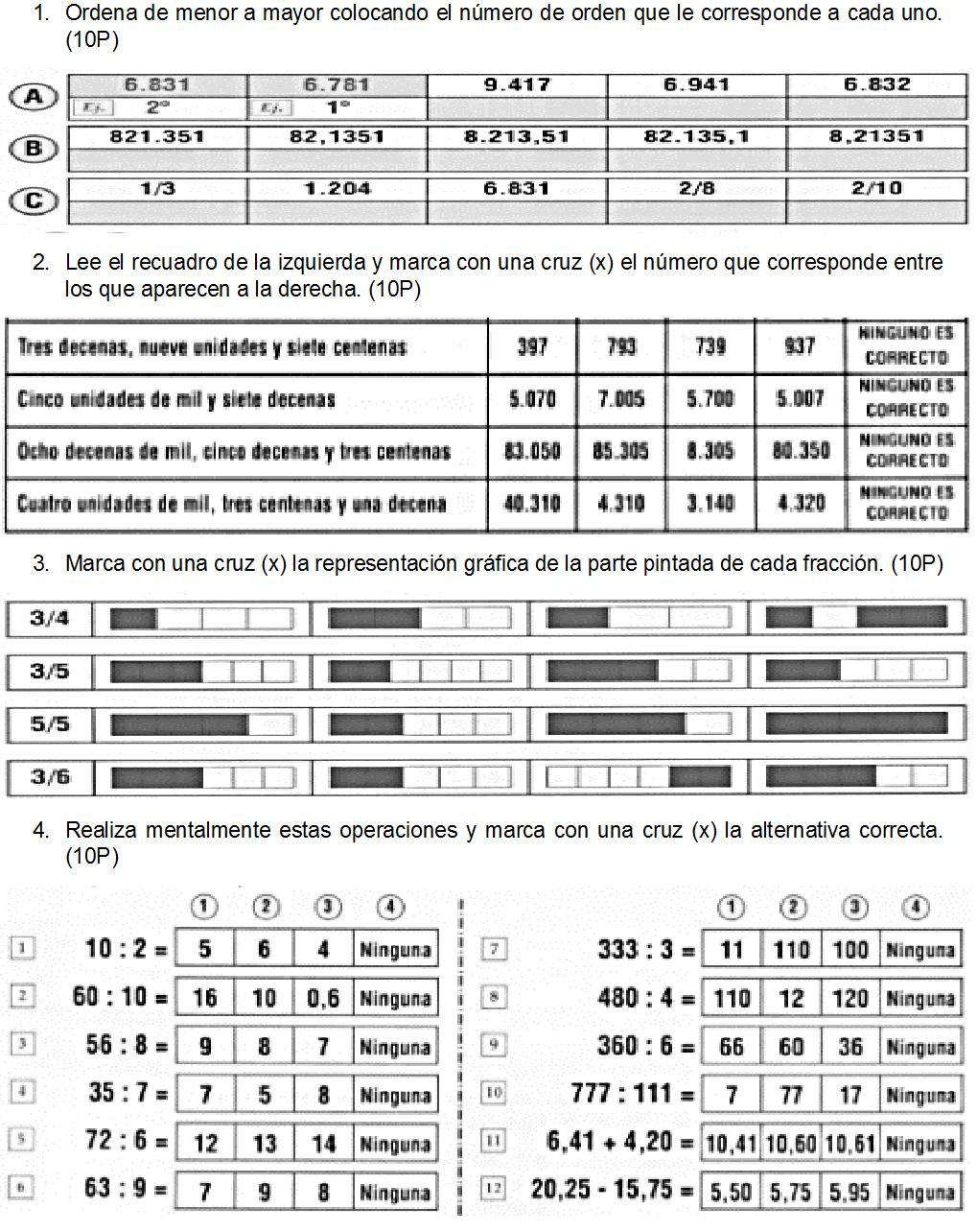 Matemática interactiva 7° \