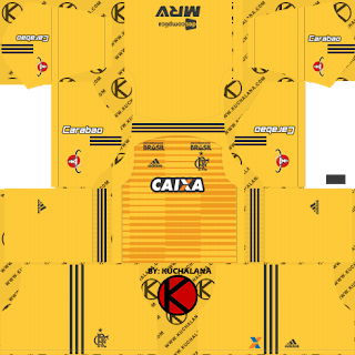 Flamengo 2018/19 Kit - Dream League Soccer Kits