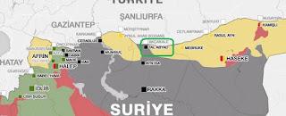 εισβολή της Τουρκίας στη Συρία