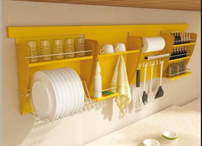 15 Desain Rak Dan Laci Dapur Minimalis Untuk Menyimpan Barang Yang Kreatif Dan Inovatif 4