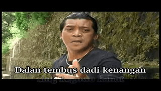 Lirik Lagu Cemoro Sewu - Didi Kempot