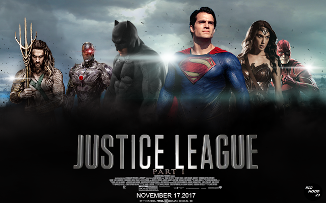 JUSTICE LEAGUE - Official Trailer