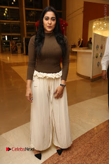 Actress Regina Candra Pos at Asian Para Badminton Championship Winners Felicitation Ceremony  0111.JPG