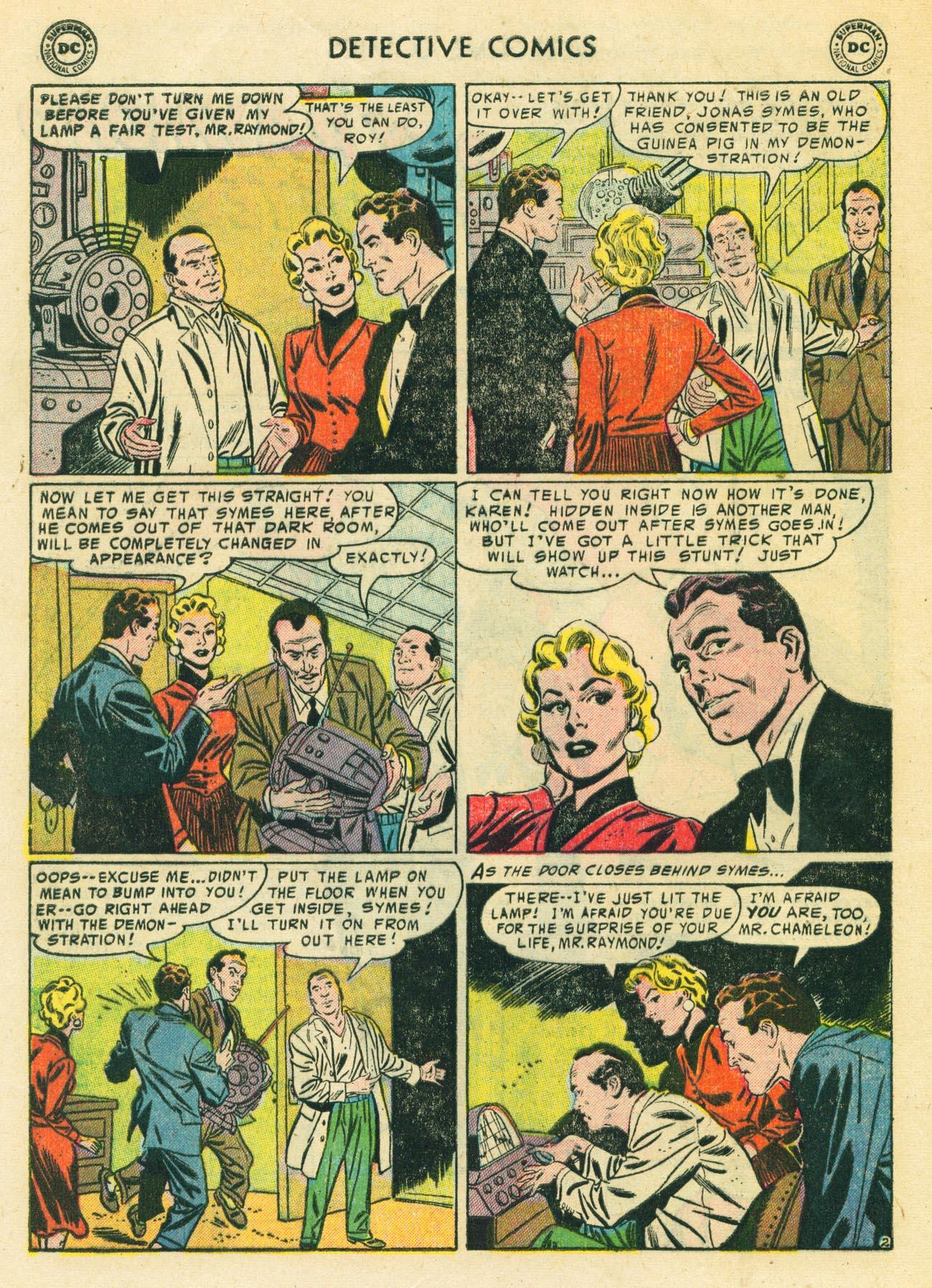 Detective Comics (1937) 224 Page 27