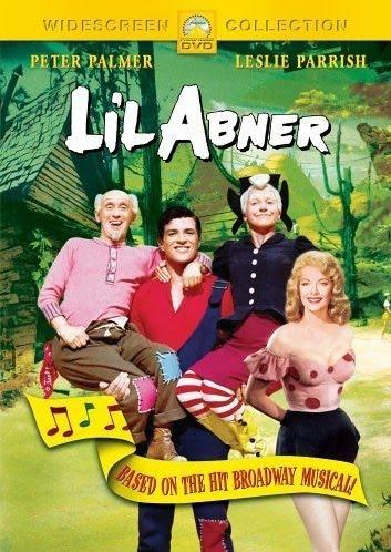 655cc998d3686 As Aventuras de Ferdinando A Família Buscapé   Li l Abner de Melvin Frank,  Lil l Abner, EUA, 1959, 114 min