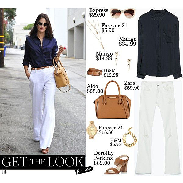 Get The Look - Alessandra Ambrosio