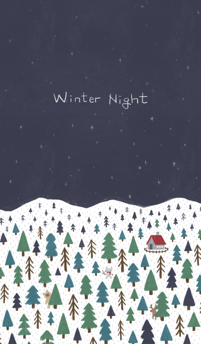 Hey Bu!-Winter Night ver.2