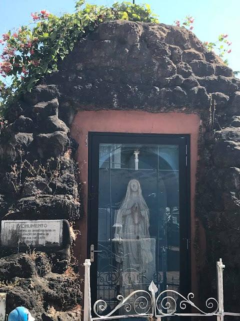 St.Alex Church Grotto - Calangute