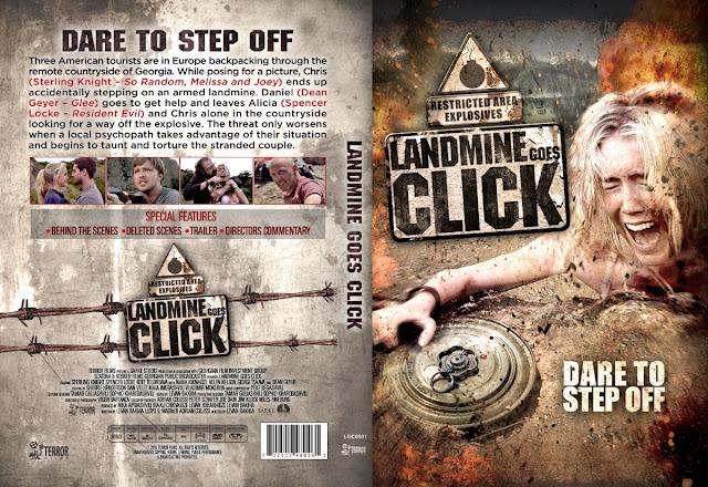 landmine goes click dvd art