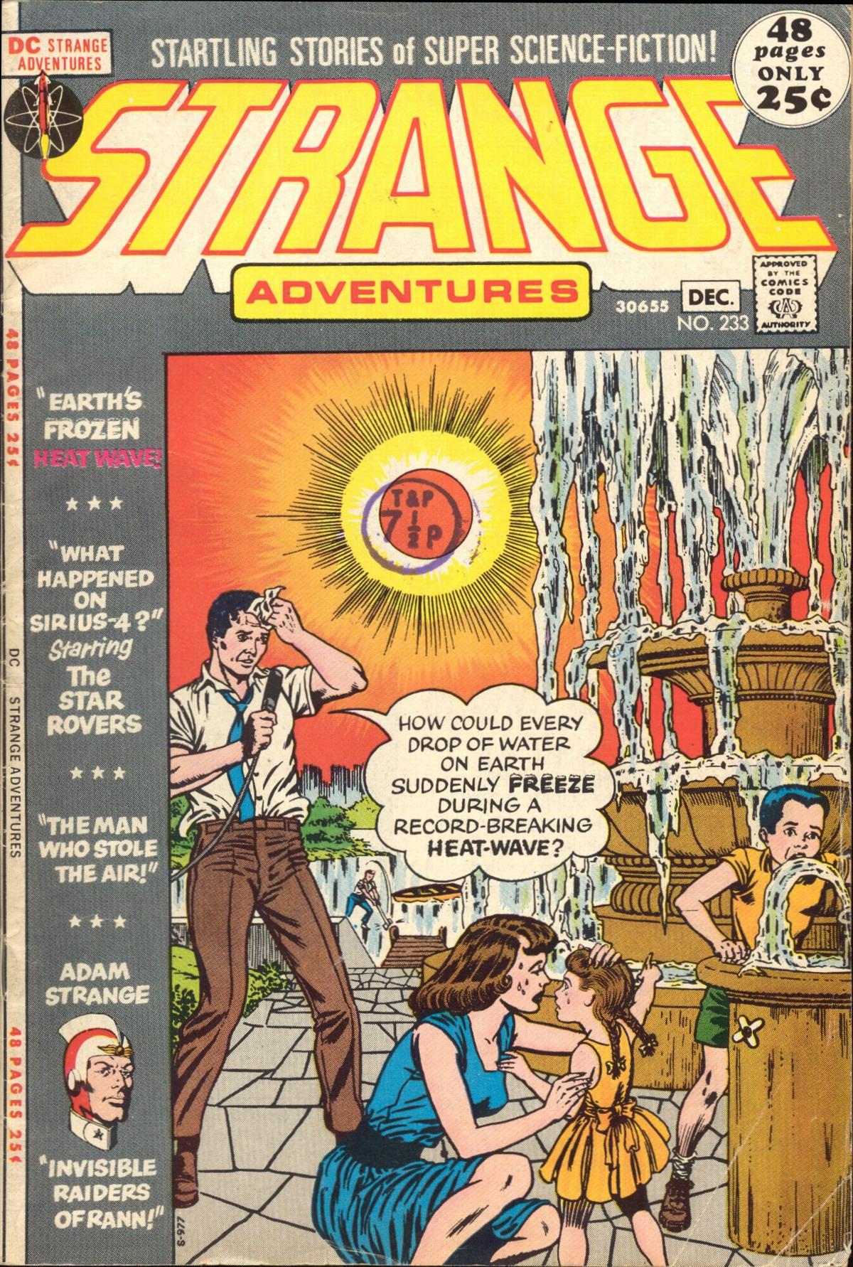 Strange Adventures (1950) 233 Page 1